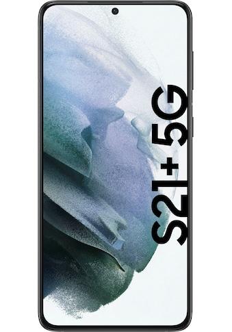 """Samsung Smartphone »Galaxy S21+ 5G«, (16,95 cm/6,7 """", 128 GB Speicherplatz, 12 MP... kaufen"""