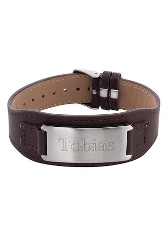 Firetti Armband mit Gravur »ID - Armband mit Gratis Gravur« kaufen