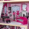 KidKraft® Puppenhaus »Amalia«, 3-stöckig, inkl. Möbel