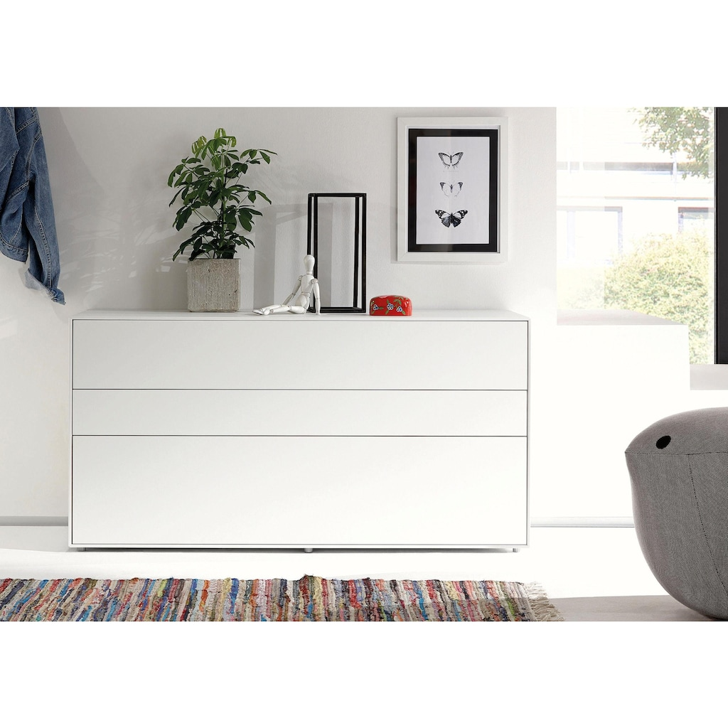 now! by hülsta Sideboard »now! easy«, Breite 128 cm