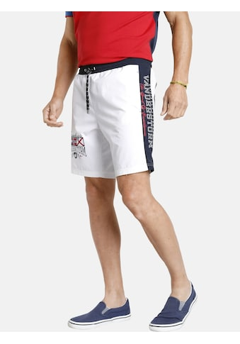 Jan Vanderstorm Bermudas »INGAR«, kurze Shorts, maritimes Design kaufen