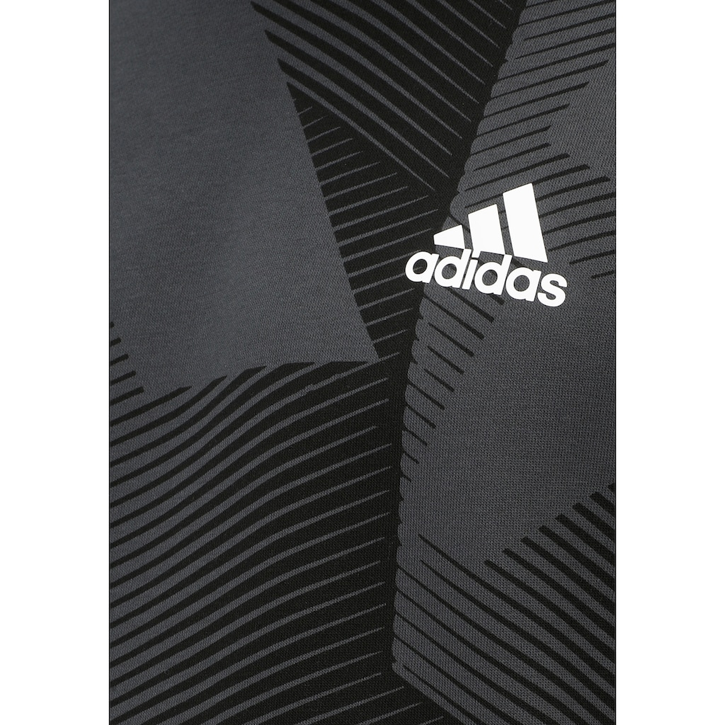adidas Performance Sweatshirt »Sportswear Three Bar Graphics Sweatshirt«