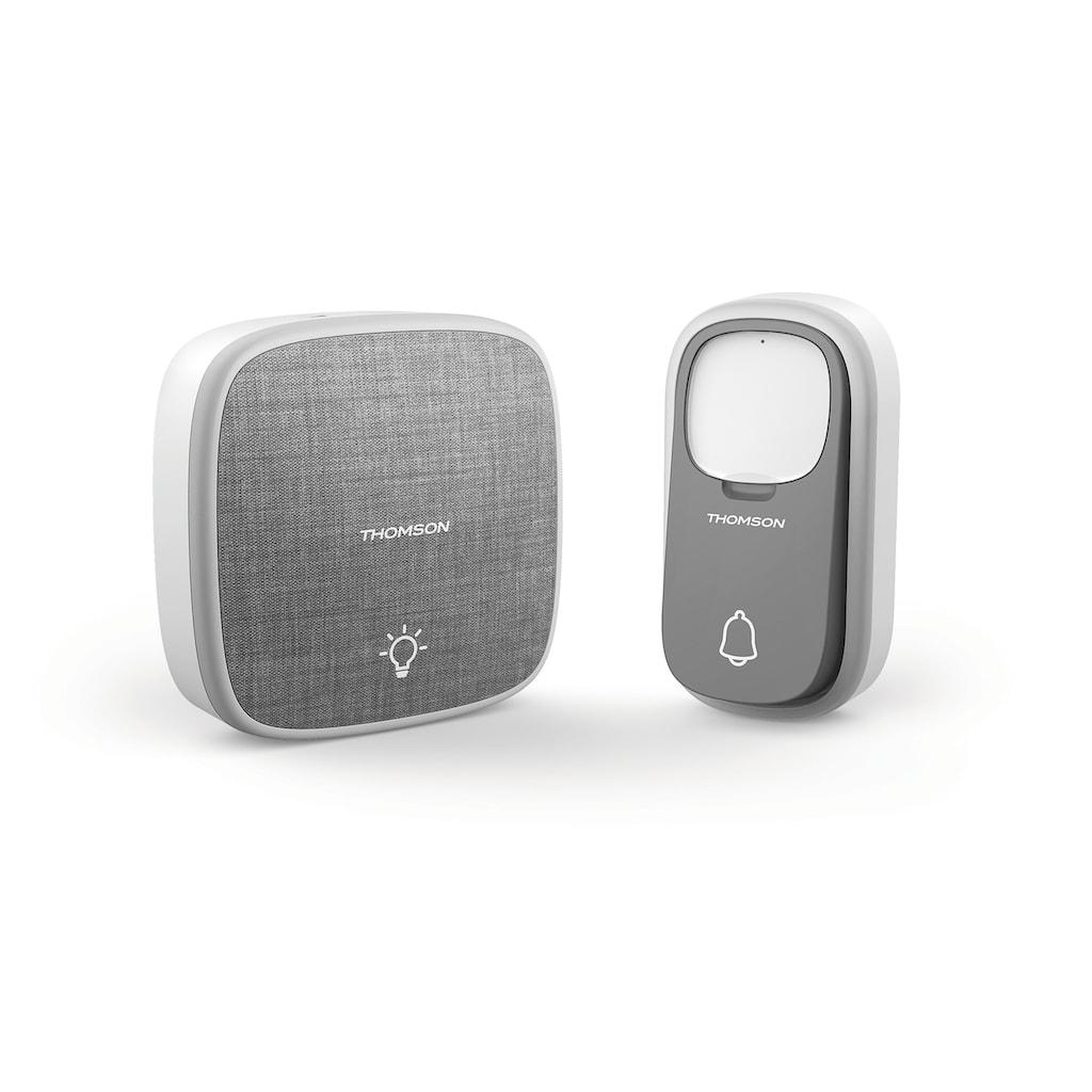 Thomson Funkgong mit batteriebetriebener Klingel