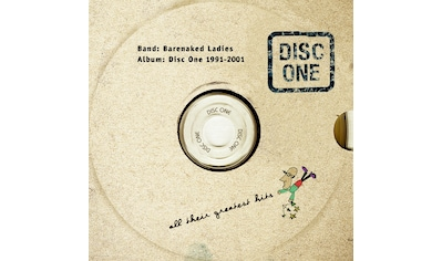 Musik-CD »Disc One-All Their Greatest Hi / Barenaked Ladies« kaufen