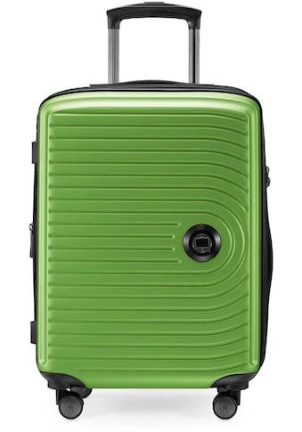 Hauptstadtkoffer Hartschalen-Trolley »Mitte, 55 cm, apfelgrün«, 4 Rollen kaufen