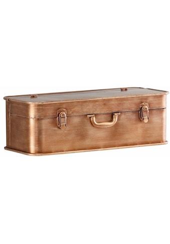 HOFMANN LIVING AND MORE Wanddekoobjekt »Koffer« kaufen