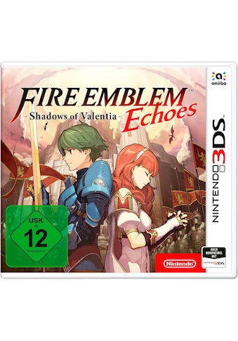 Fire Emblem Echoes: Shadows of Valentia Nintendo 3DS kaufen