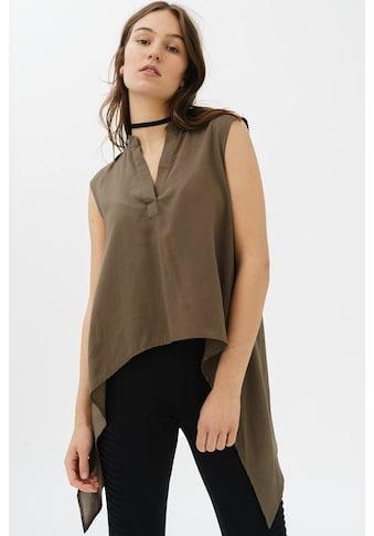 trueprodigy Hemdbluse »Giulia«, im modischem Vokuhila-Style kaufen