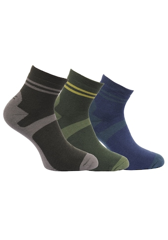 Regatta Wandersocken Great Outdoors Herren Walking - Socken, 3er - Pack kaufen