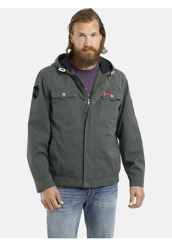 Jan Vanderstorm Fieldjacket »HERLEIF«, robuster Baumwoll-Canvas kaufen