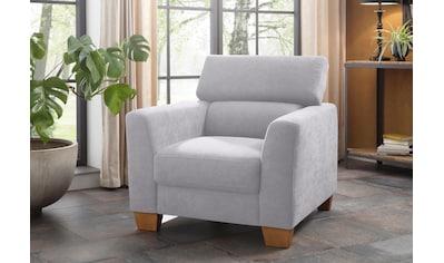 Home affaire Sessel »Steve Luxus«, mit besonders hochwertiger Polsterung für pro Sitzfläche, bis 140 kg kaufen