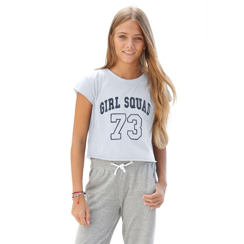 Arizona T-Shirt, modische kurze Form