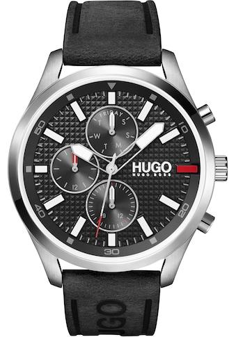 HUGO Multifunktionsuhr »#CHASE, 1530161« kaufen