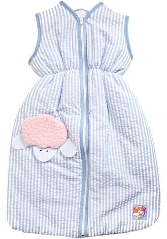 """Heless Puppen Schlafsack """"37 cm, blau"""", (1 - tlg.) kaufen"""