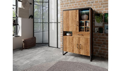 TRENDMANUFAKTUR Highboard »Tarabo« kaufen