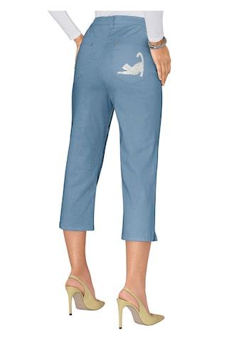 Classic Basics Capri - Jeans mit seitlichem Dehnbund kaufen