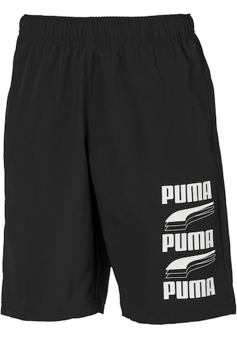 PUMA Shorts »REBEL BOLD WOVEN SHORTS BOYS« kaufen