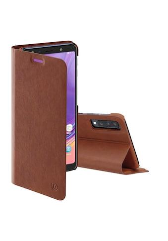 Hama Booklet,Tasche, Hülle für Samsung Galaxy A7(2018), Braun kaufen