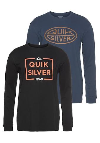 Quiksilver Longsleeve »LOW & FAR LS« kaufen