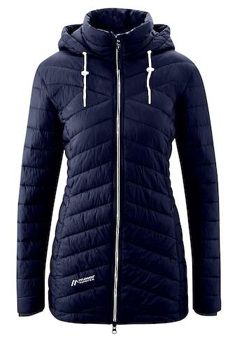 Maier Sports Funktionsjacke »Notos Coat W«, Outdoormantel mit innovativer PrimaLoft® Isolation kaufen