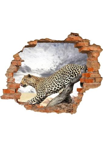 Conni Oberkircher´s Wandsticker »Panther«, selbstklebend kaufen