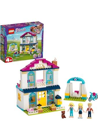 """LEGO® Konstruktionsspielsteine """"Stephanies Familienhaus (41398), LEGO® Friends"""", Kunststoff, (170 - tlg.) kaufen"""