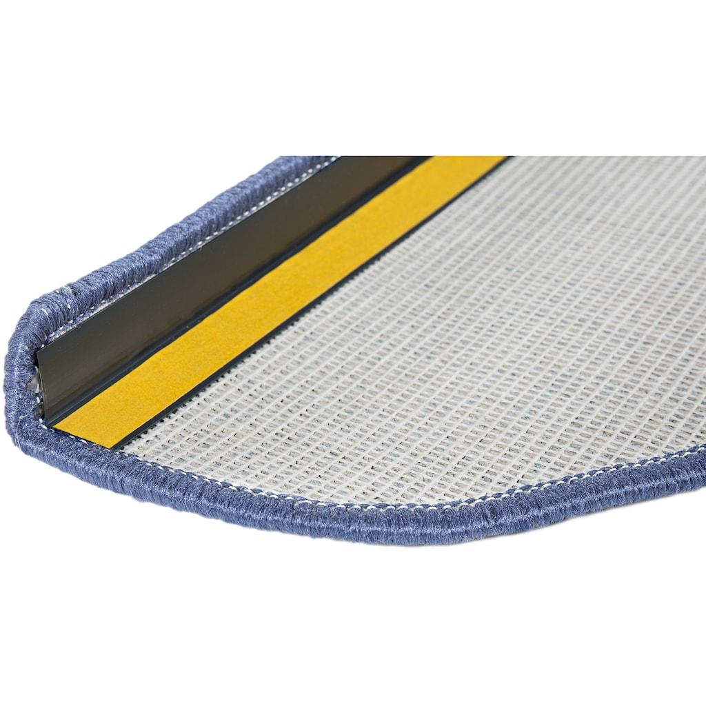 Andiamo Stufenmatte »Bob«, halbrund, 4,5 mm Höhe, melierte Schlinge, erhältlich als Set mit 2 Stück oder 15 Stück