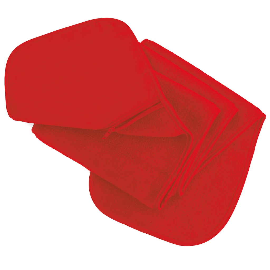 Result Fleeceschal »Active Anti-Pilling Fleece-Schal / Winterschal mit Reißverschlusstasche«