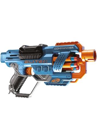 Hasbro Blaster »Nerf Elite 2.0 Commander RD-6«, inkl. 12 Darts kaufen
