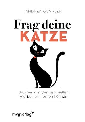 Buch »Frag deine Katze / Andrea Gunkler« kaufen