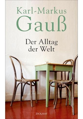 Buch »Der Alltag der Welt / Karl-Markus Gauß« kaufen