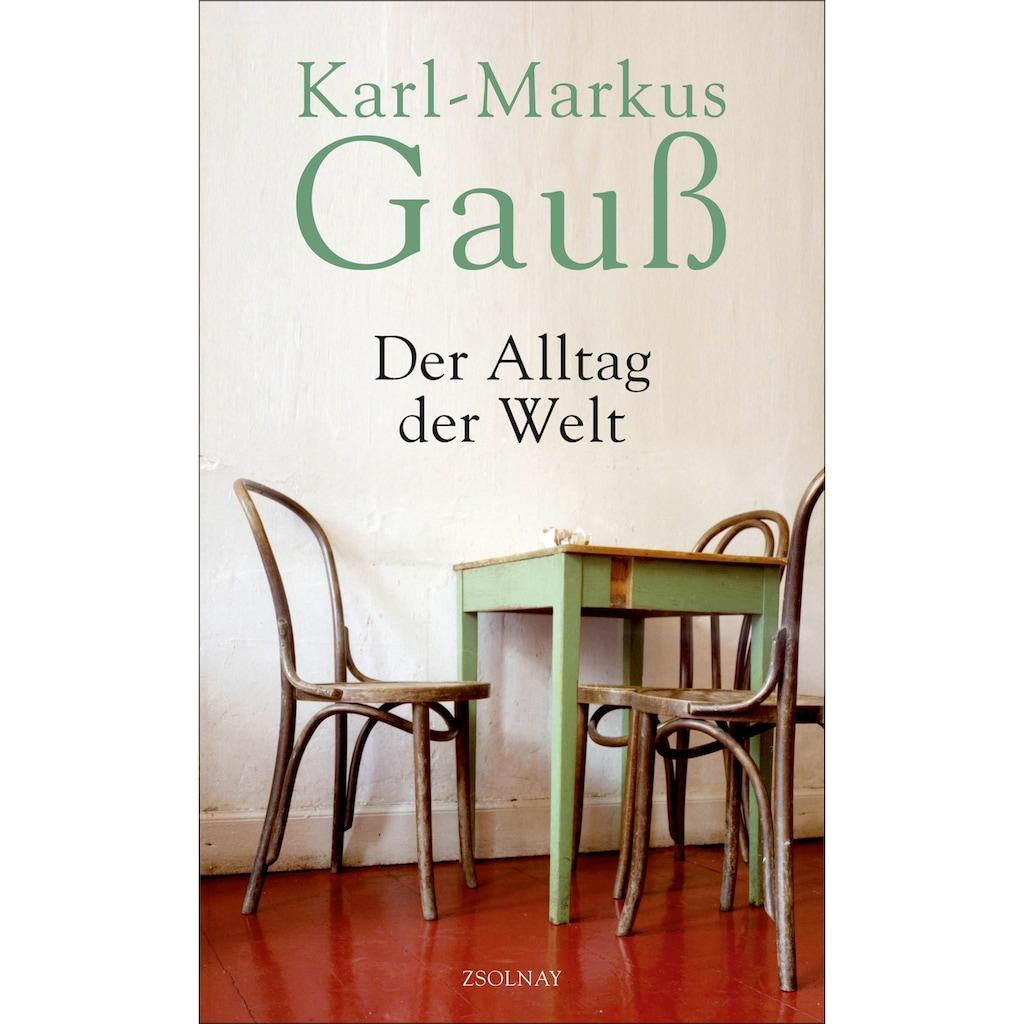 Buch »Der Alltag der Welt / Karl-Markus Gauß«