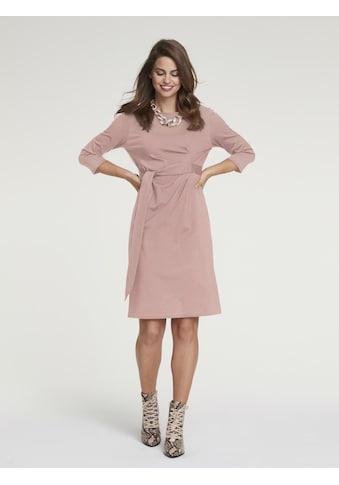 Jerseykleid mit Bindeband kaufen