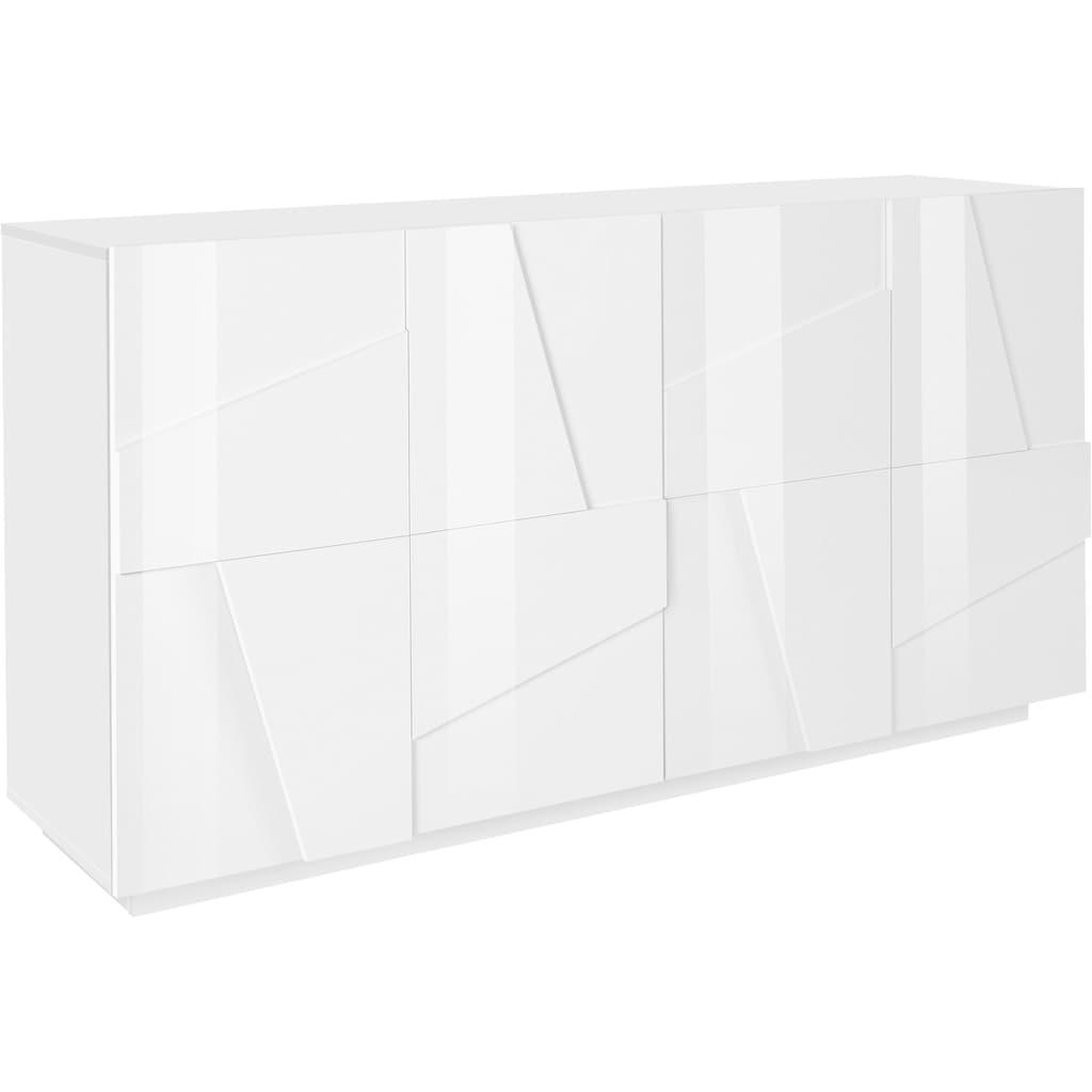 Tecnos Sideboard »PING«, Breite 162,5 cm
