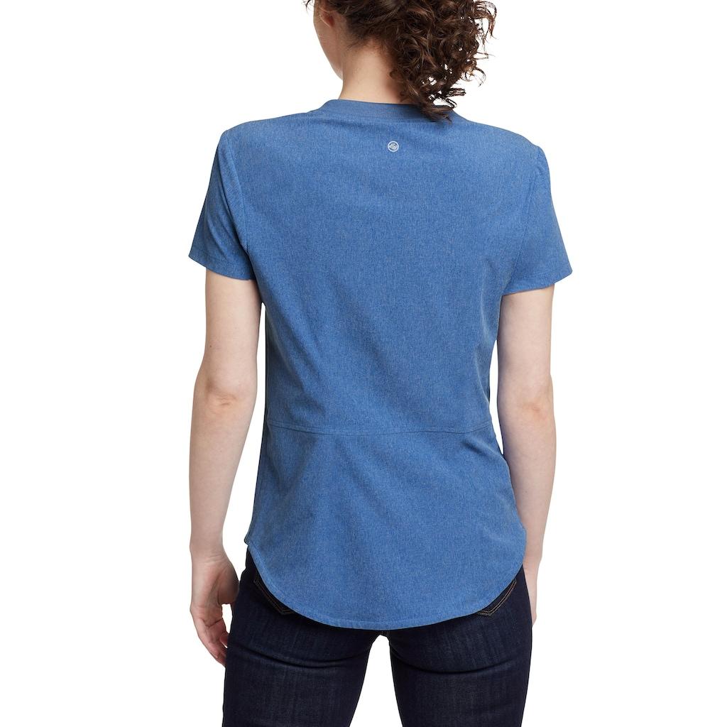 Eddie Bauer T-Shirt, Departure T-Shirt mit Tasche