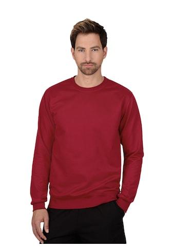 Trigema Sweatshirt, aus Biobaumwolle kaufen