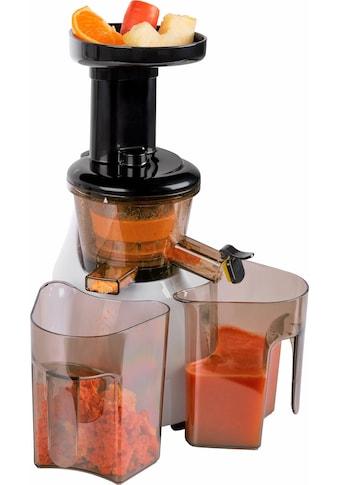 Medion® Slow Juicer MD 17843, 160 Watt kaufen