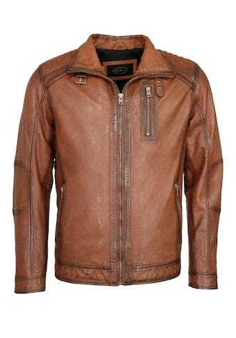 JCC Lederjacke »31020351«, mit Brusttasche kaufen