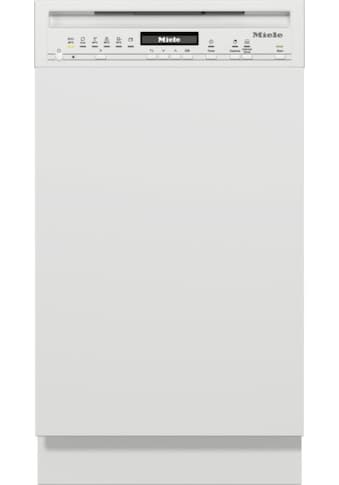 Miele integrierbarer Geschirrspüler »G 5640 SCi SL«, G 5640 SCi SL, 7,7 l, 9 Maßgedecke kaufen