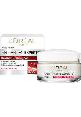L'ORÉAL PARIS Anti-Aging-Creme »Anti-Falten-Expert Retino Peptide 45+« kaufen