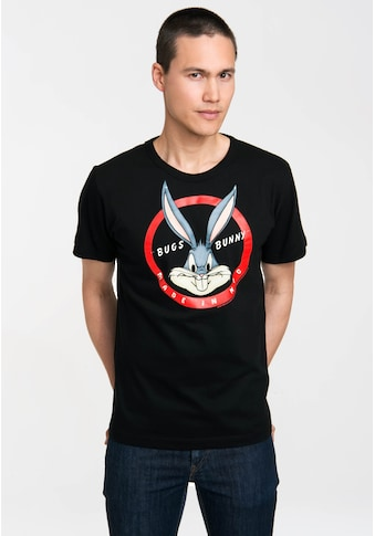 LOGOSHIRT T-Shirt mit tollem Bugs Bunny-Print kaufen