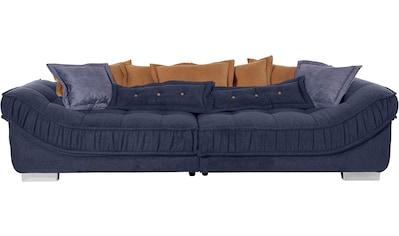 Leonique Big-Sofa »Diwan«, Breite 300 cm, lose Zier- und Rückenkissen kaufen