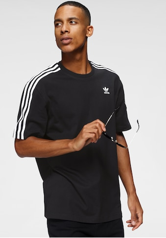 adidas Originals T-Shirt »ADICOLOR 3D TREFOIL 3-STREIFEN« kaufen