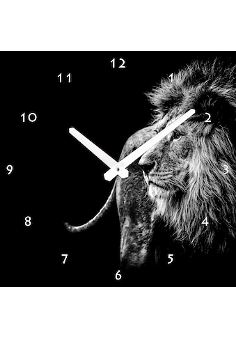 Wanduhr »Löwe« kaufen