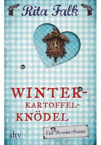 Buch »Winterkartoffelknödel / Rita Falk« kaufen