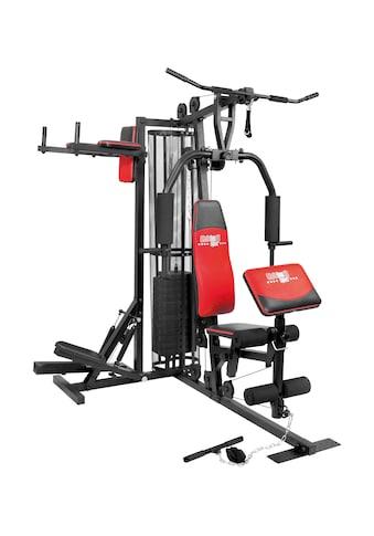 Christopeit Sport® Kraftstation »Profi Center de Luxe«, 12 Gewichtsblöcke kaufen