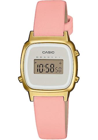 CASIO VINTAGE Chronograph »LA670WEFL-4A2EF« kaufen