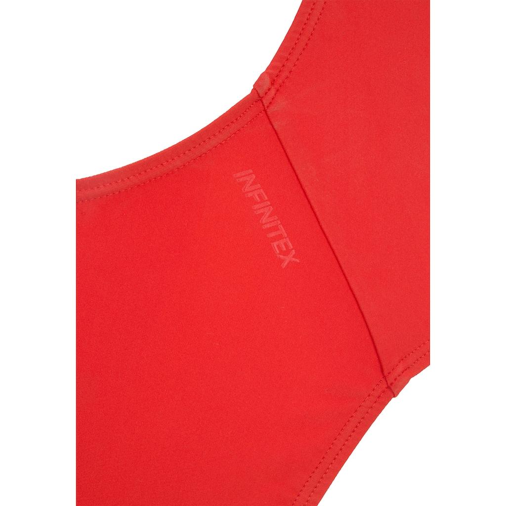 adidas Performance Badeanzug, mit großem Logoprint