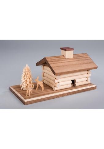 Albin Preissler Räucherhaus »Blockhütte« kaufen