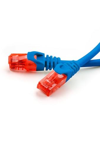 CSL Netzwerkkabel »2x RJ45 verschiedene Längen«, RJ-45 (Ethernet), 1500 cm kaufen